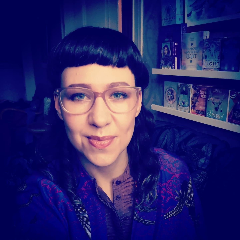 Porträttbild av Jessika Bjöhrn